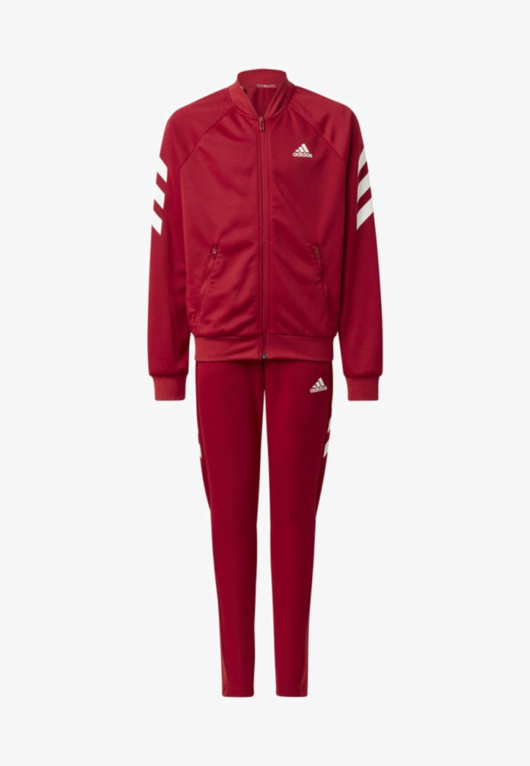 adidas Performance - TRACKSUIT - Tracksuit - red