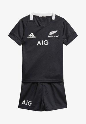 ALL BLACKS MINI KIT - Koszulka sportowa - black