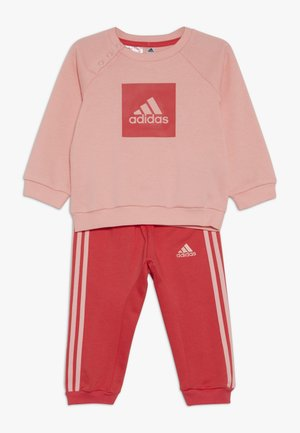 3S LOGO - Tracksuit - pink