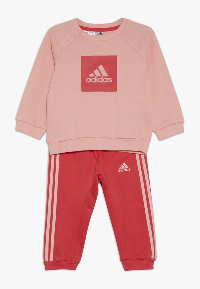 FAVOURITES SPORTS TRACKSUIT BABY - Tracksuit - pink