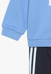 adidas Performance - 3S LOGO - Tuta - blue/light blue - 3