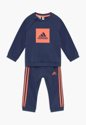 3STRIPES FRENCH TERRY TRACKSUIT BABY SET - Tracksuit - tecind/semcor