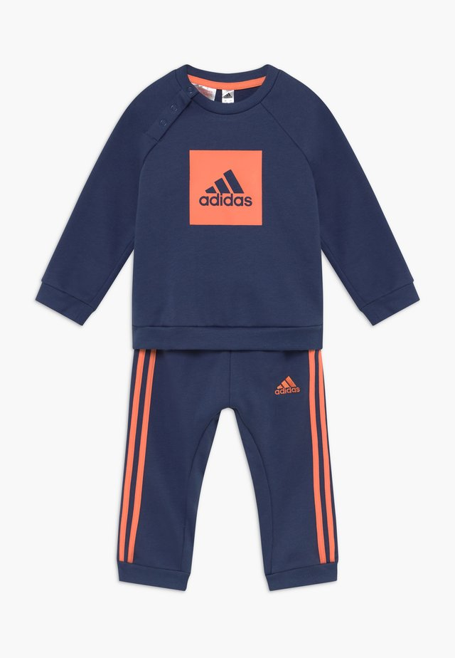 3STRIPES FRENCH TERRY TRACKSUIT BABY SET - Tuta - tecind/semcor