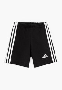 adidas Performance - SPORT SUMMER TRACKSUIT BABY SET - Trainingspak - white/black - 2