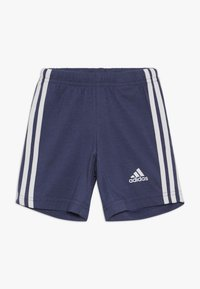 adidas Performance - SPORT SUMMER TRACKSUIT BABY SET - Tracksuit - vivred/tecind/white - 2