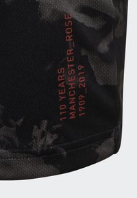 adidas Performance - MANCHESTER UNITED THIRD MINI KIT - Sports shorts - black - 9