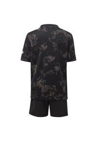 adidas Performance - MANCHESTER UNITED THIRD MINI KIT - Sports shorts - black - 1