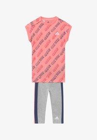 adidas Performance - SET - Punčochy - pink - 3