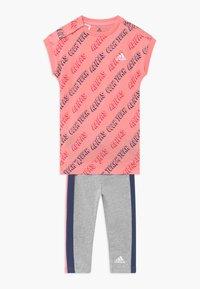 adidas Performance - SET - Punčochy - pink - 0