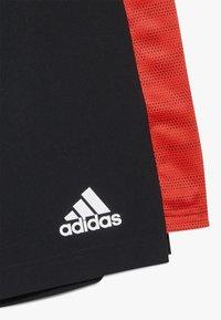 adidas Performance - SET  - Korte broeken - vivid red/black/white - 3