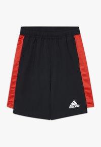 adidas Performance - SET  - Korte broeken - vivid red/black/white - 2