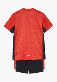 adidas Performance - SET  - Korte broeken - vivid red/black/white - 1