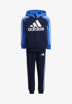 FRENCH TERRY TRACKSUIT - Trainingspak - blue