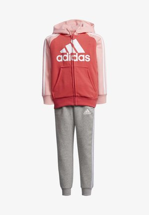 FRENCH TERRY TRACKSUIT - Trainingsanzug - pink