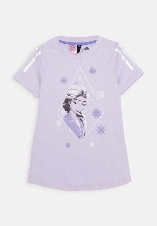 Camiseta estampada - prptnt/white