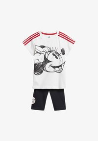 adidas Performance - MINNIE MOUSE SUMMER SET - Tracksuit - white - 1