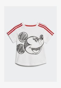adidas Performance - MICKEY MOUSE SUMMER SET - Tracksuit - white - 1