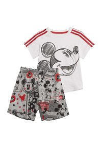 adidas Performance - MICKEY MOUSE SUMMER SET - Tracksuit - white - 0
