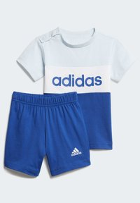 adidas Performance - COLORBLOCK SET - Tuta - blue - 1