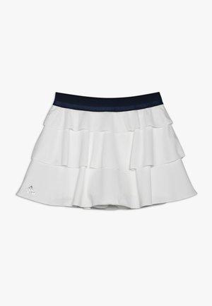 FRILL SKIRT - Jupe de sport - white