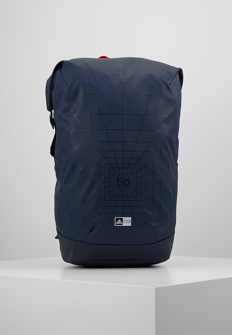 adidas Performance - SPIDERMAN - Zaino - dark blue