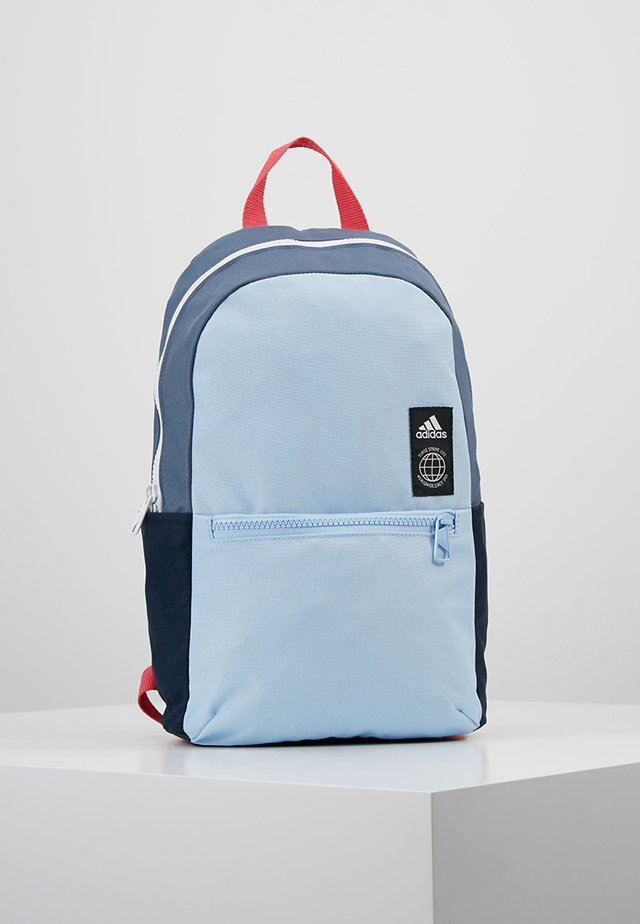 Rucksack - glow blue/tech ink/white