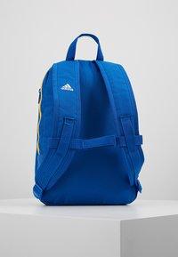 adidas Performance - Zaino - blue/active gold - 3