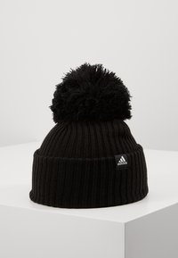 adidas Performance - FAT BRIM BEANIE - Huer - black/white/white - 0
