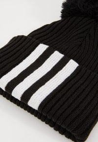 adidas Performance - FAT BRIM BEANIE - Huer - black/white/white - 5