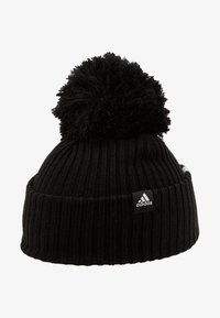 adidas Performance - FAT BRIM BEANIE - Huer - black/white/white - 4