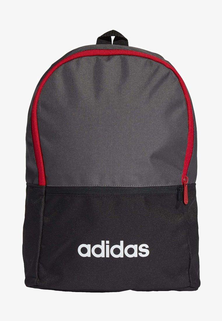 adidas Performance - CLASSIC BACKPACK - Retkeilyreppu - black