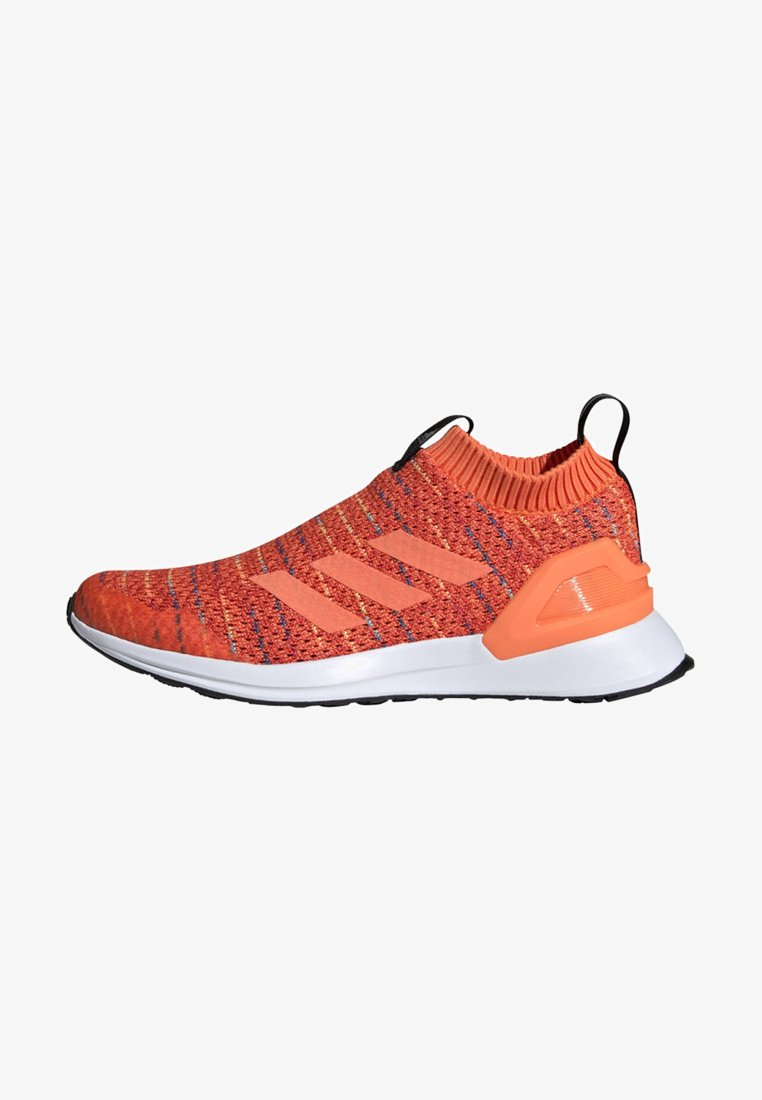 adidas Performance - RAPIDARUN SHOES - Neutral running shoes - orange