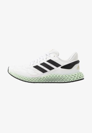 4D 1.0 - Zapatillas de running neutras - footwear white/core black/gold