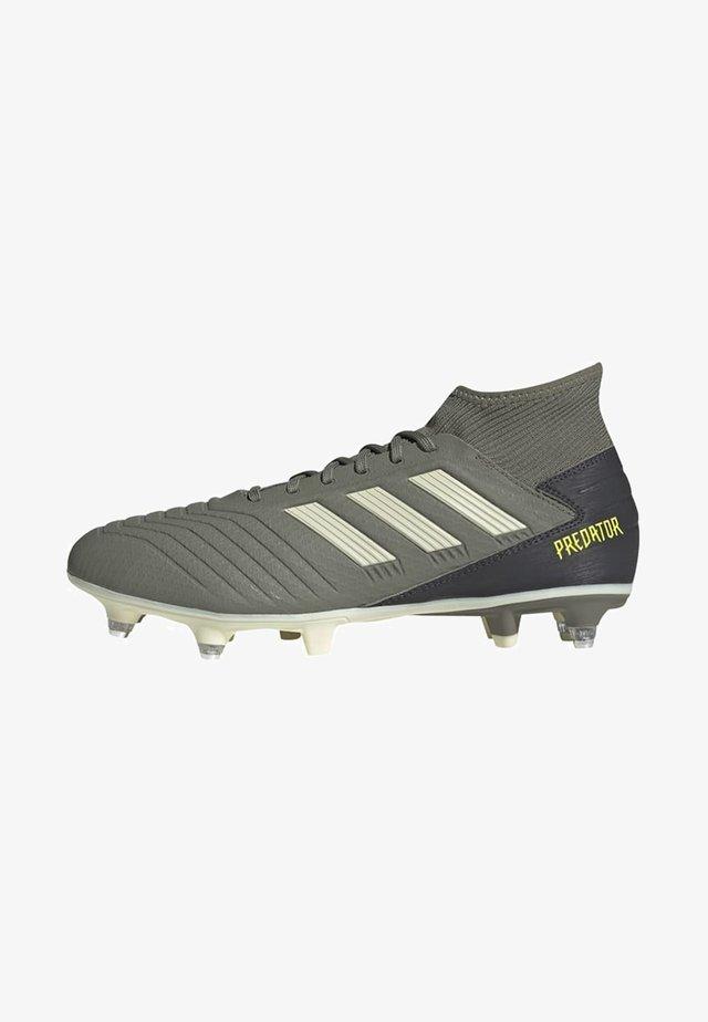 PREDATOR 19.3 - Voetbalschoenen met metalen noppen - grey
