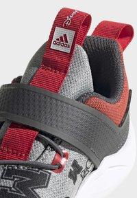 adidas Performance - RAPIDAFLEX MICKEY SHOES - Chaussures de running neutres - grey - 6