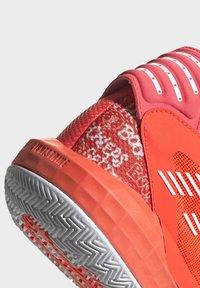 adidas Performance - DAME 6 SHOES - Koripallokengät - orange - 7