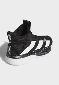 adidas Performance - PRO NEXT SHOES - Scarpe da basket - black - 3