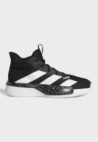 adidas Performance - PRO NEXT SHOES - Scarpe da basket - black - 5
