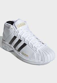 adidas Performance - PRO MODEL 2G ALL-STAR WEST 2020 SHOES - Obuwie do koszykówki - black - 3