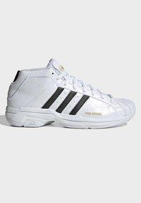 adidas Performance - PRO MODEL 2G ALL-STAR WEST 2020 SHOES - Obuwie do koszykówki - black - 6