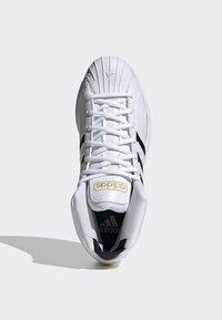 adidas Performance - PRO MODEL 2G ALL-STAR WEST 2020 SHOES - Obuwie do koszykówki - black - 2