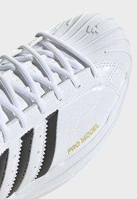 adidas Performance - PRO MODEL 2G ALL-STAR WEST 2020 SHOES - Obuwie do koszykówki - black - 8