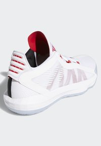 adidas Performance - DAME 6 SHOES - Basketball shoes - white - 5