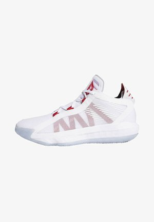 DAME 6 SHOES - Chaussures de basket - white