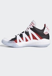 adidas Performance - DAME 6 SHOES - Basketball shoes - white - 4