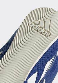 adidas Performance - BOX HOG 3 SHOES - Sneakersy wysokie - blue - 8