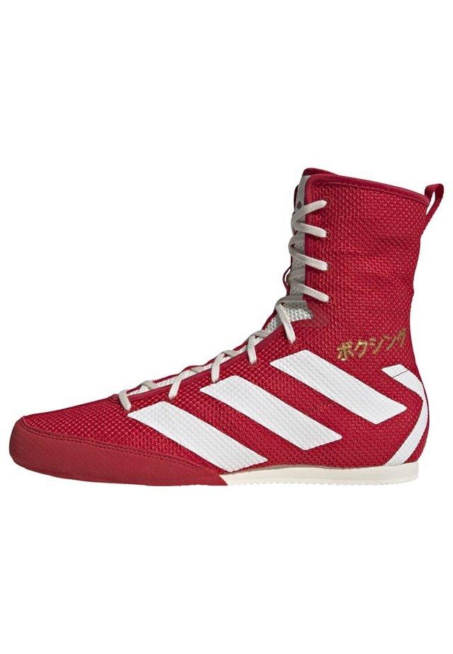 BOX HOG 3 SHOES - Sneaker high - red