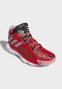 adidas Performance - DAME 6 SHOES - Koripallokengät - red - 5