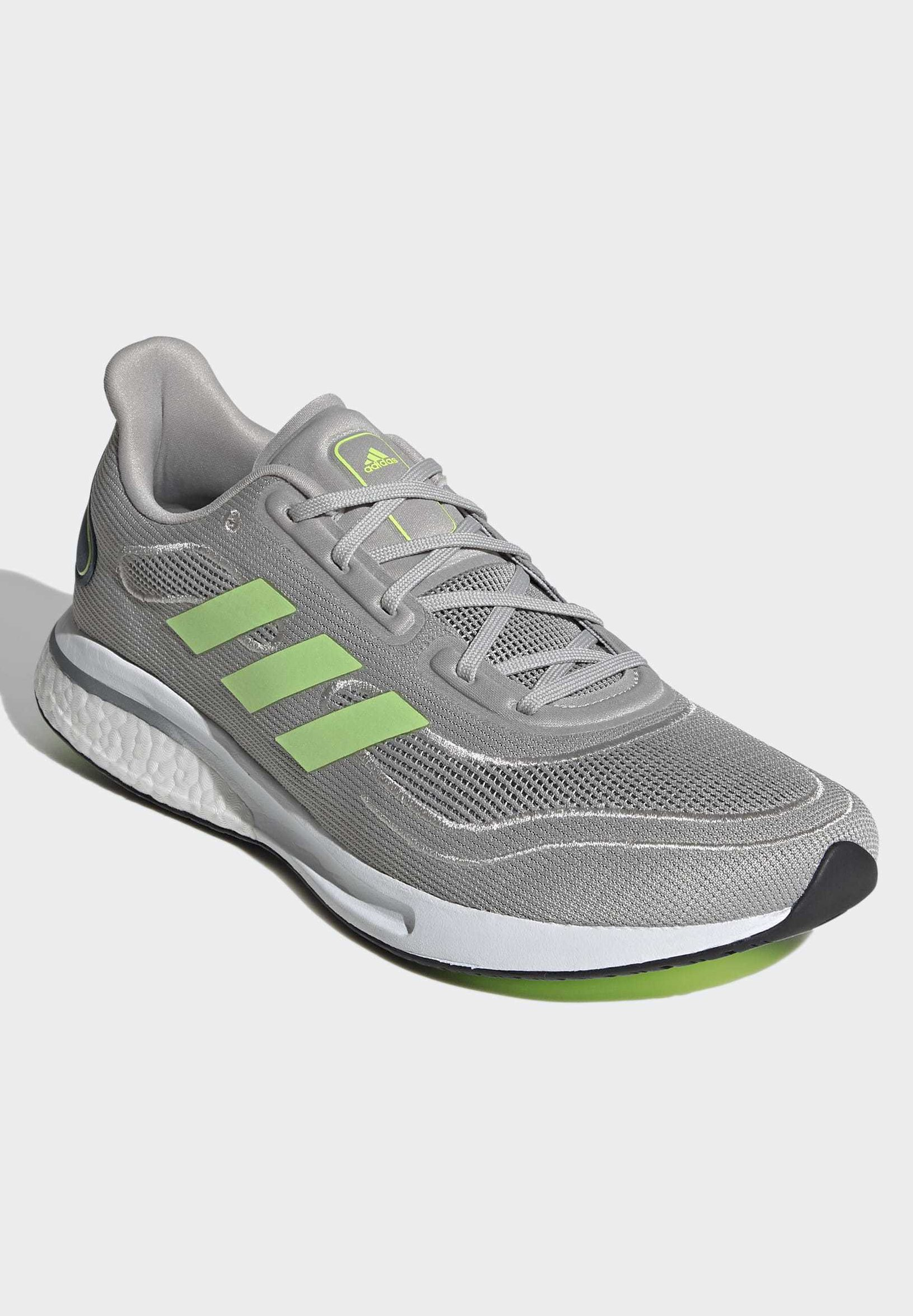 adidas Performance SUPERNOVA SHOES - Chaussures de running neutres - grey