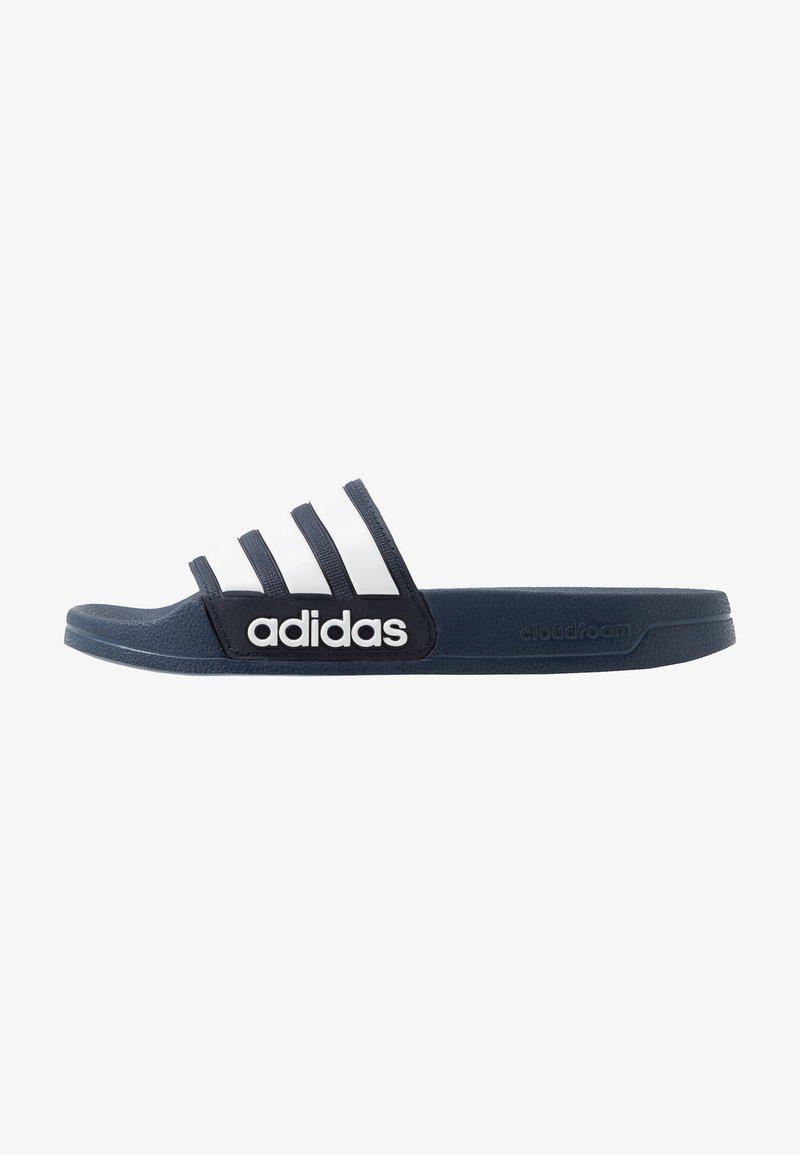 adidas Performance - ADILETTE - Badesandale - blue